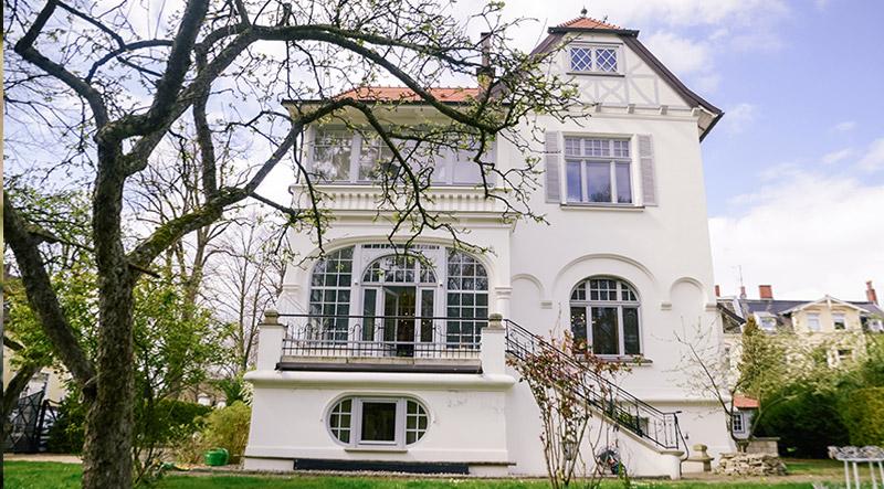 WULF Rechtsanwälte - Bürogebäude - Kanzlei für Versicherungsrecht - Lübeck